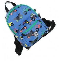 SHARK RYGGSÄCK - Pick & Pack. Praktisk ryggsäck / skolväska / väska för barn med motiv av hajar.