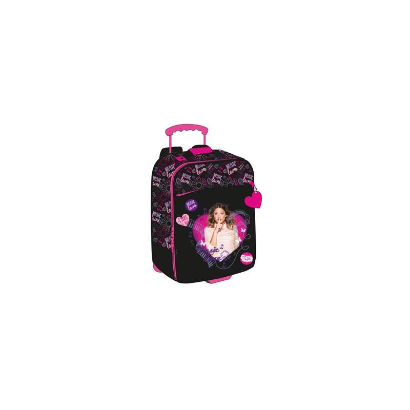 Ryggsäck & resväska för barn. Violetta, från Disney