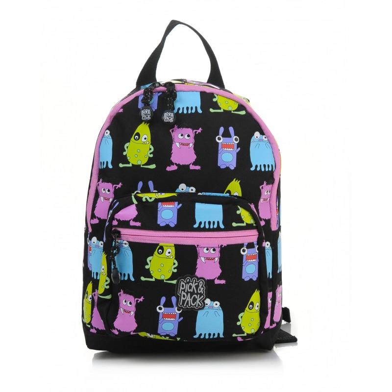 Monsters Ryggsäck för barn från Pick & Pack