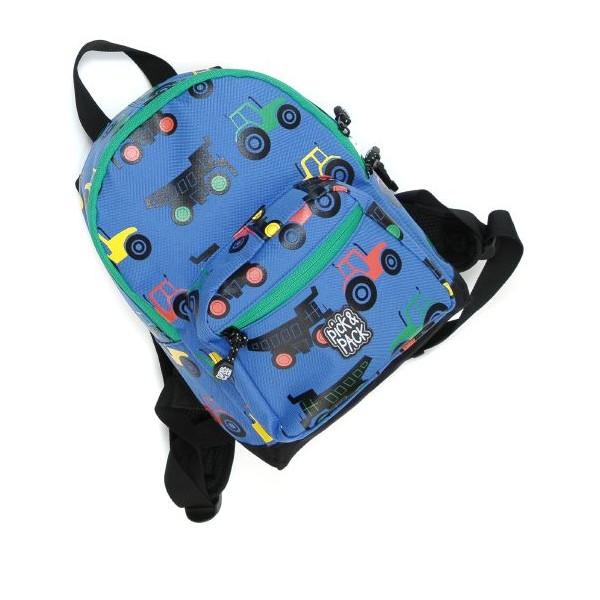 Ryggsäck för barn, Traktorer. Från Pick & Pack
