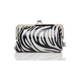 Portmonnär med zebramönster, Animal Print från Pipols Bazaar.
