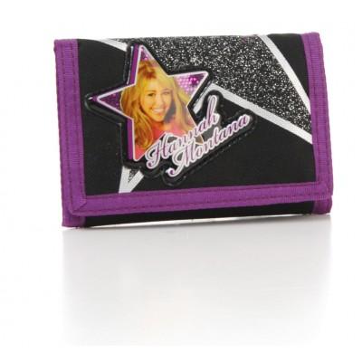 Plånbok för barn, Hannah Montana från Disney.