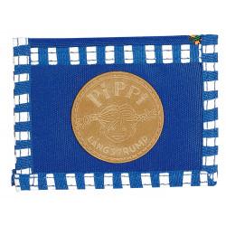 Silverfärgad plånbok för henne