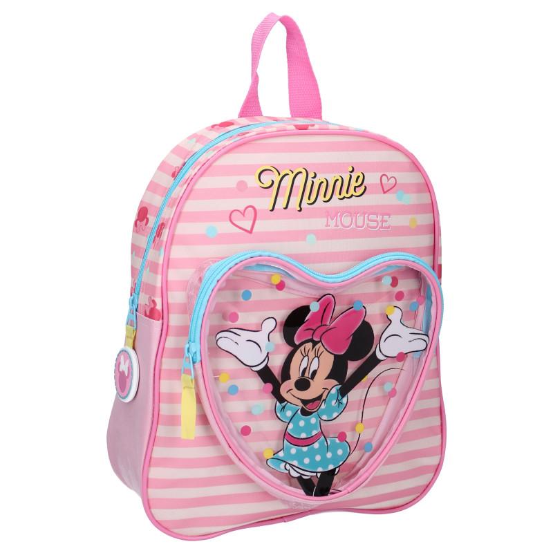 Minnie mouse ryggsäck. Mimmi mus ryggsäck för barn.