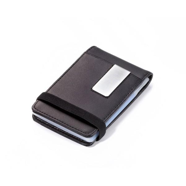 Plånbok för kreditkort från Troika, Midnight