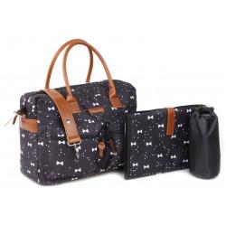 Väska för småbarnsföräldrar.