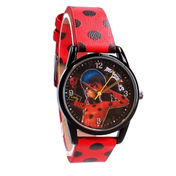 Barnklocka, Ladybug. Miraculous Superheroez.