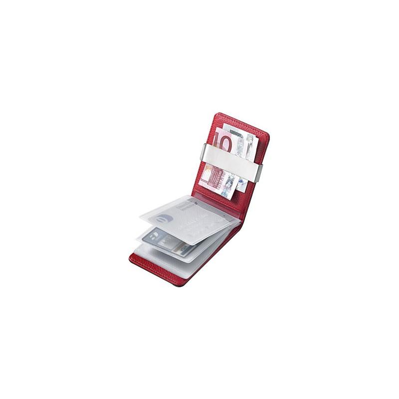 Plånbok Red Pepper från TROIKA för kreditkort
