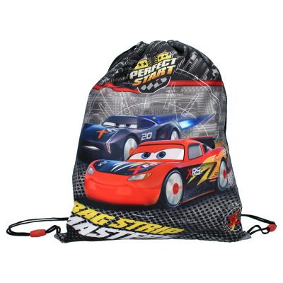 Blixten McQueen Cars Perfect Start gympapåse / gymbag.