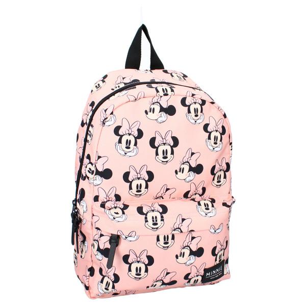 Ryggsäck och skolväska från Disney, Minnie Mouse Really Great.