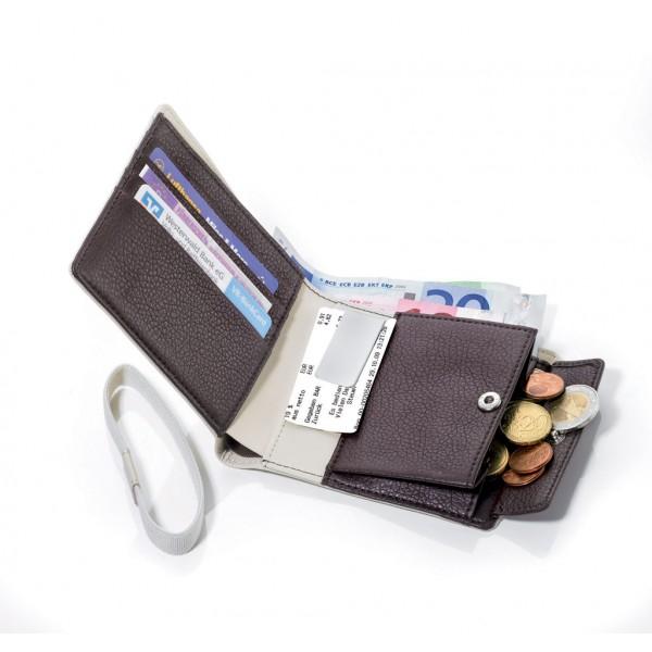 Capuccino plånbok från TROIKA