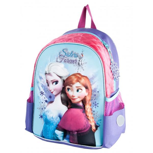 Ryggsäck från Disney för barn, Systrarna Frost.