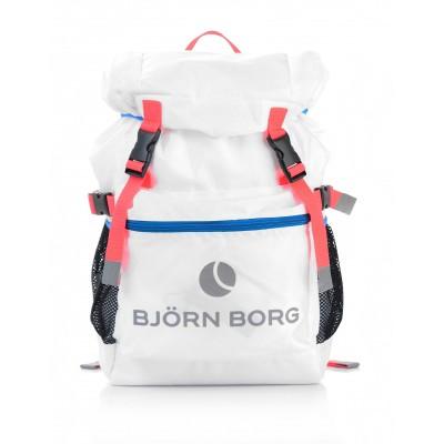 Ryggsäck från Björn Borg, Charlies, Vit.
