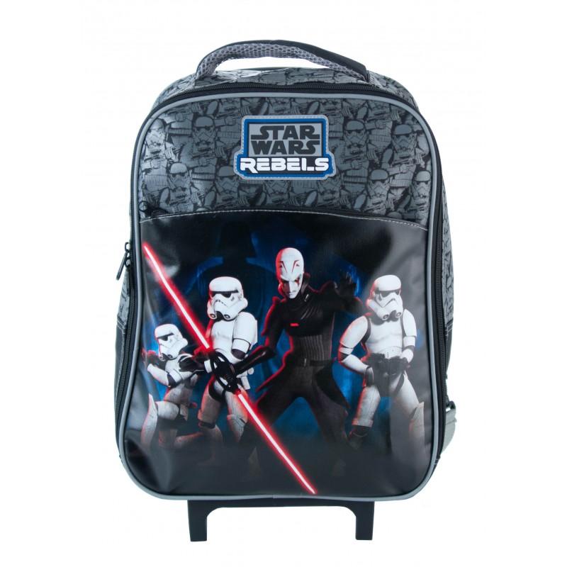 Kabinväska resväska för barn från Disney, Star Wars.