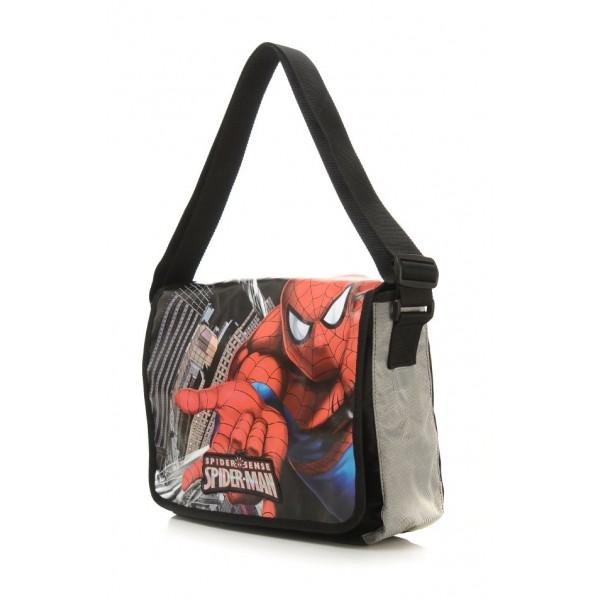 Axelremsväska för barn Spiderman Webb från Marvel Disney