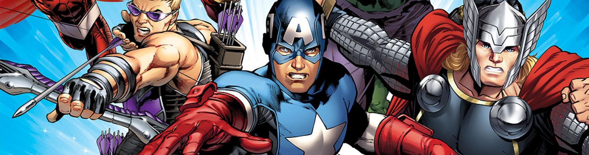 Marvel Avengers väskor och ryggsäckar för barn